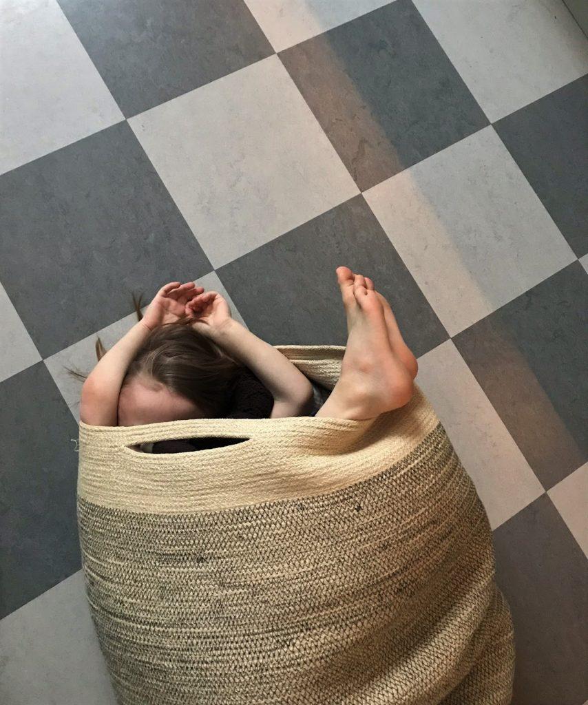 Baby IGMR apar sig